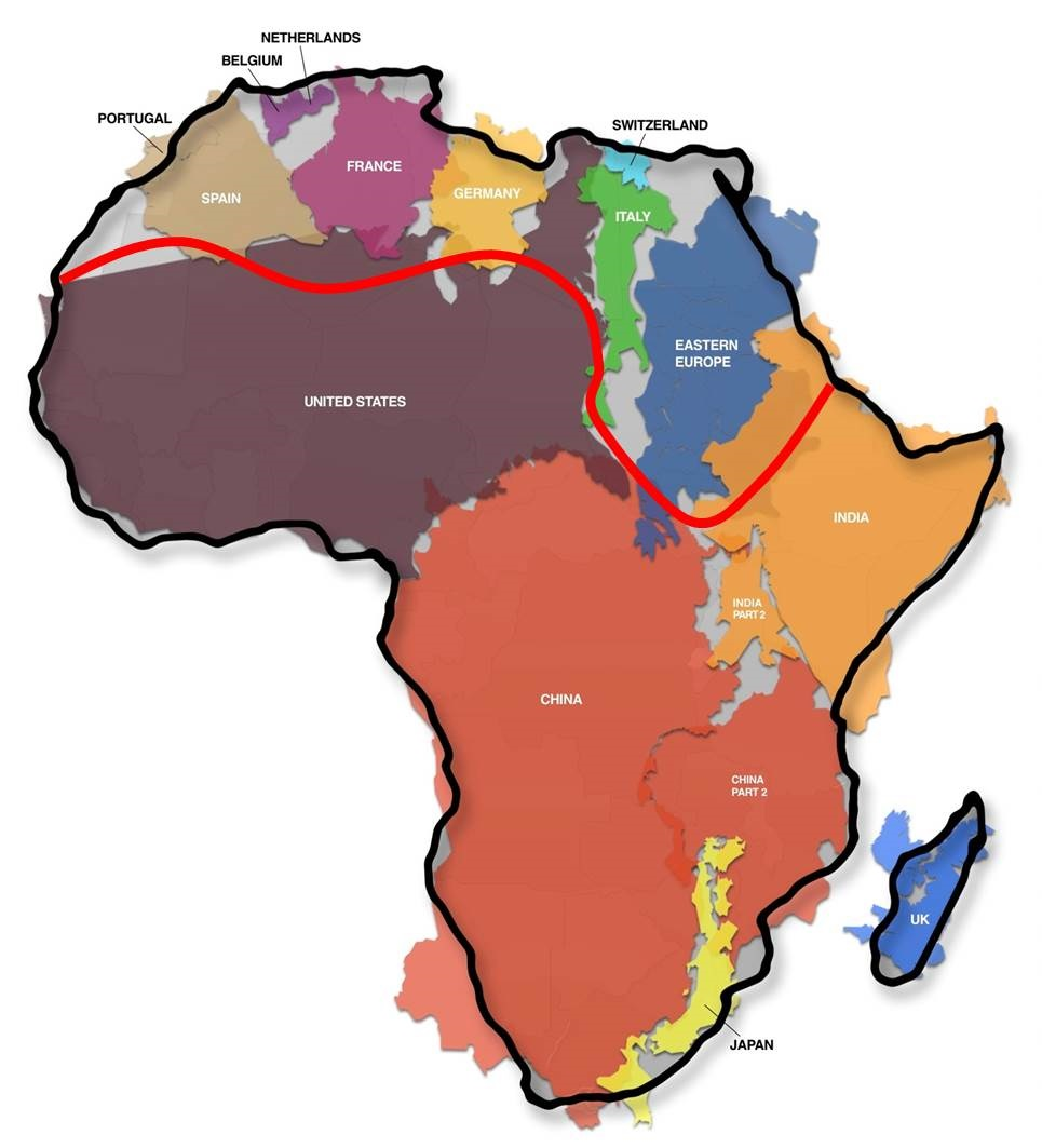 oil map of africa Overview Of Oil Gas In The Sub Saharan Africa Region South oil map of africa
